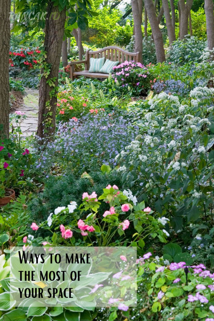 Ways to make the most of your space