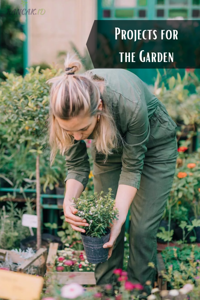 DIY Projects for the Garden