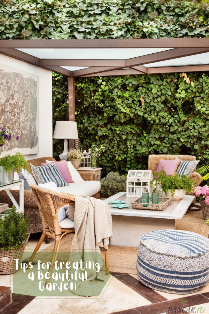 Tips for Creating a Beautiful and Cohesive Outdoor Space